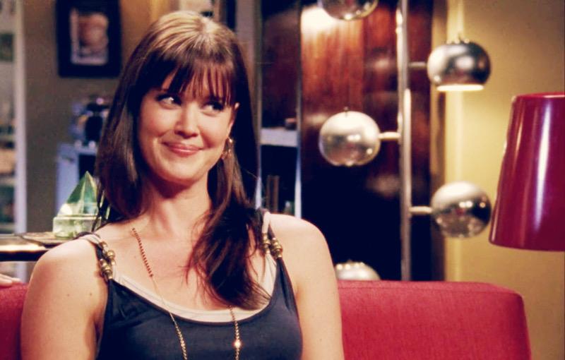 Sarah Lancaster as Ellie Bartowski on NBC's Chuck