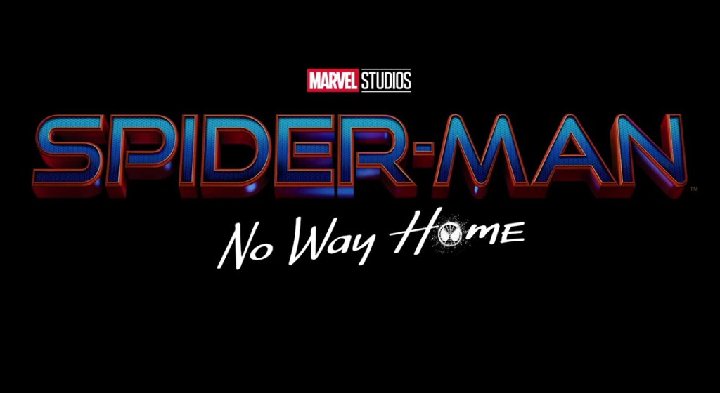 Spider-Man: No Way Home official title card: nothing to do with casual intimacy.