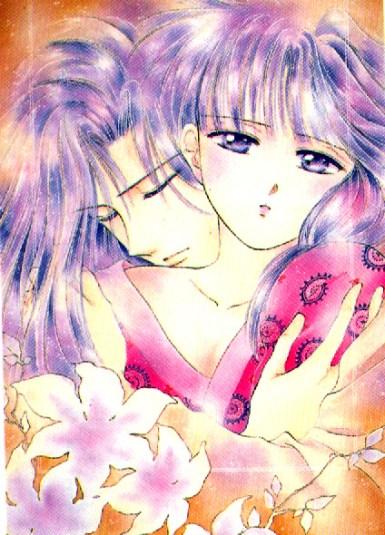 Hotohori & Miaka