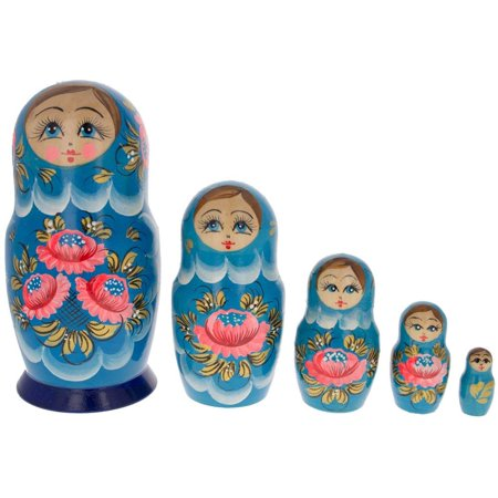nesting dolls birthday