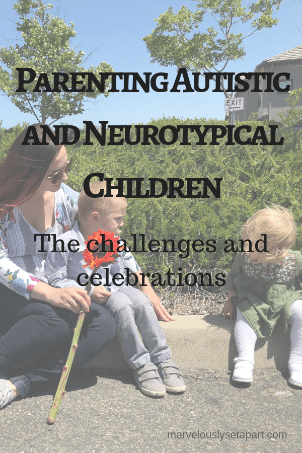 Parenting Autistic and Neurotypical Children