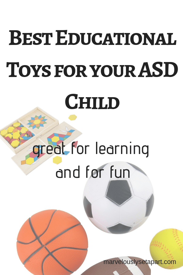 best educational toys for your asd child