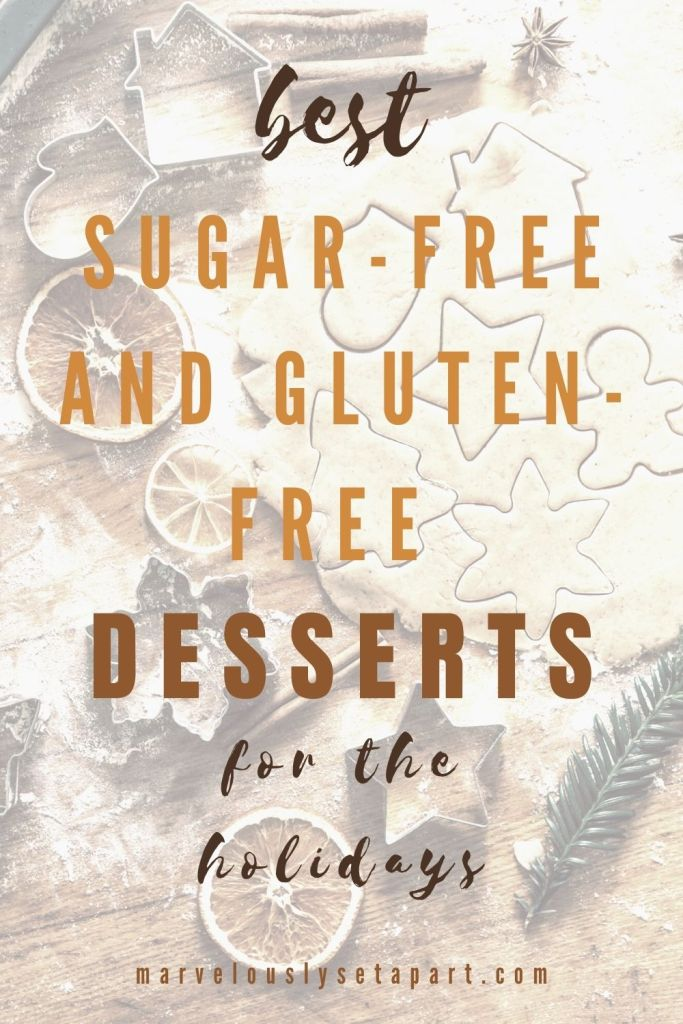 sugar-free and gluten-free