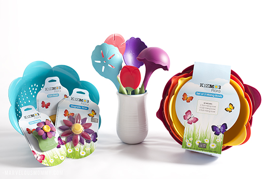 Kizmos Flora Giveaway