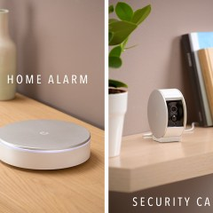 Myfox Home Alarm and Security Camera