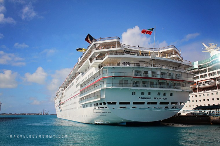 Carnival Cruise BLOG