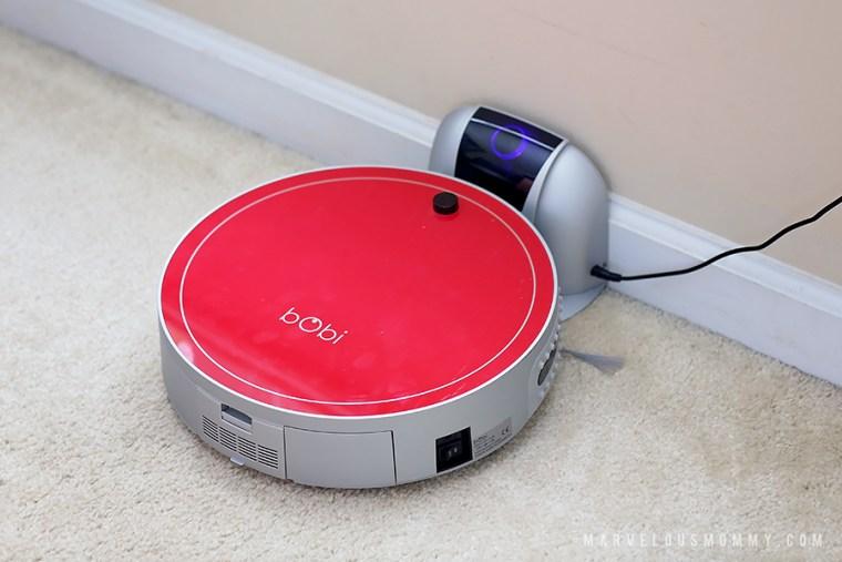 bObi Pet charging