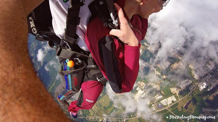 Skydiving 07