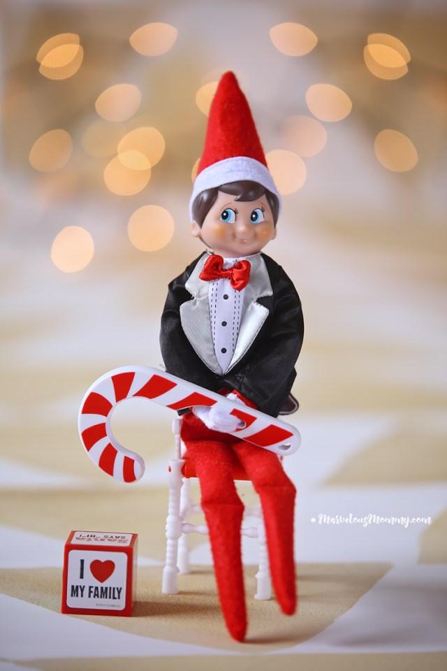 Elf On The Shelf Dobbie Crer By Bearded Iris Inropriateelf