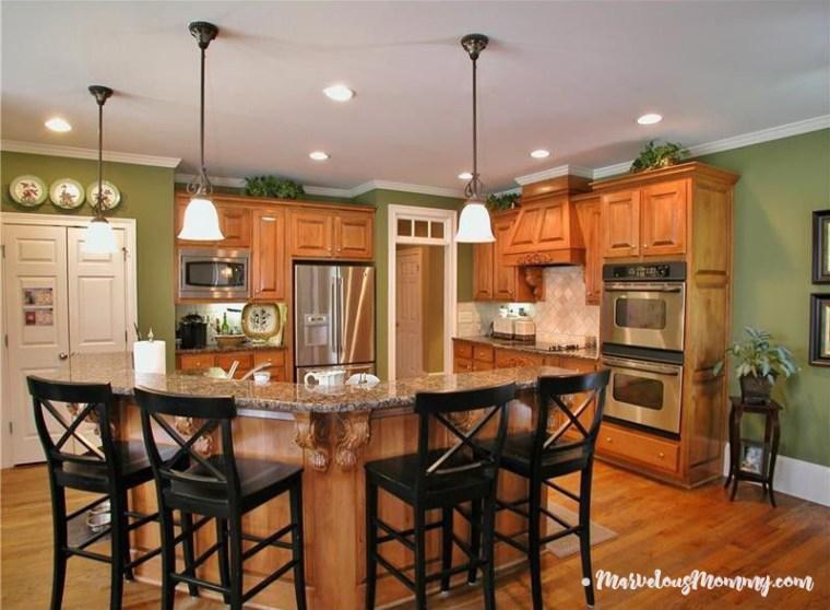 new house kitchen blog