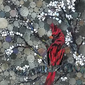 mosaic bird kory dollar