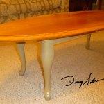 Custom Table by Doug Marvel, Marvelous Woodworking