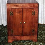 Side Table by Doug Marvel, Marvelous Woodworking
