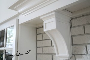 custom fireplace mantel_whitebrickcorbel
