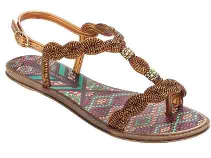 GRENDHA - EURO 34.99 - Tribale Sandal 81575-90011