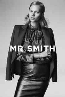 Mr. Smith - Claire Wet - Press