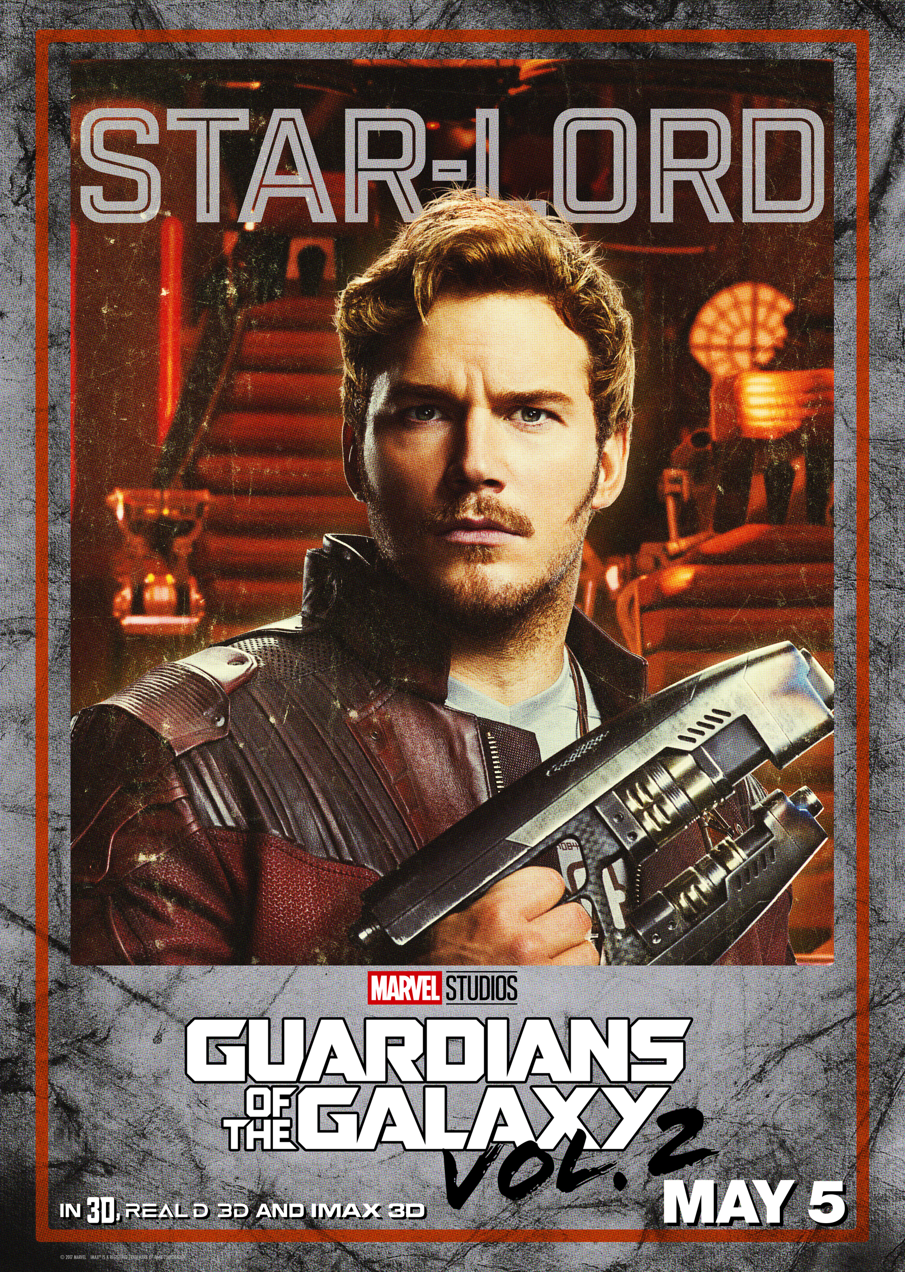 Guardians Of The Galaxy Vol 2 Stars Unveil An Awesome Mix
