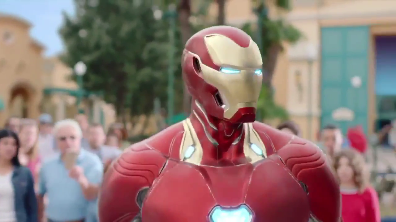 AIW Iron Man featured