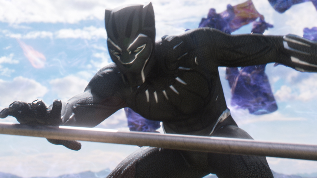 Black Panther redistribution featured