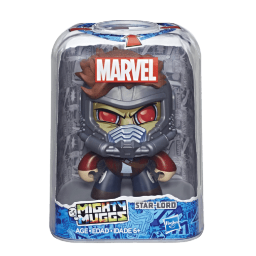 MARVEL MIGHTY MUGGS Figure Assortment - Star-Lord (in pkg)