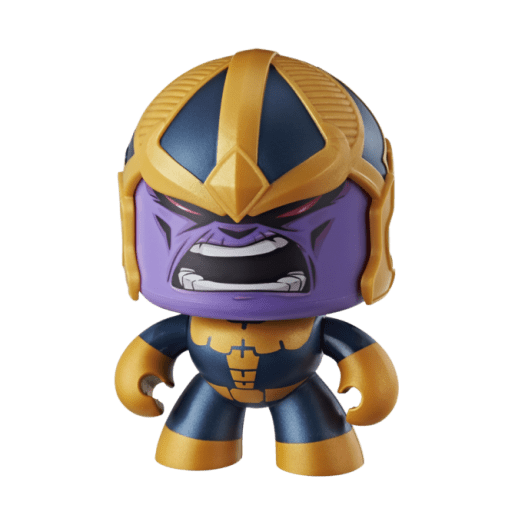 MARVEL MIGHTY MUGGS Figure Assortment - Thanos (3)