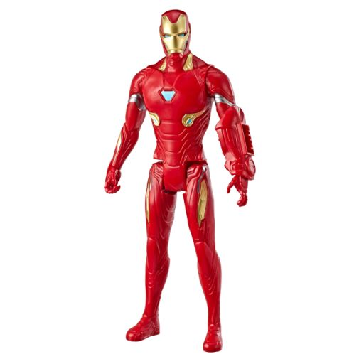 MARVEL AVENGERS ENDGAME TITAN HERO SERIES IRON MAN oop