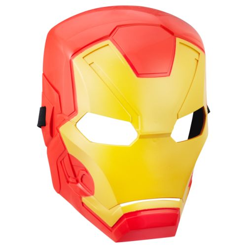 MARVEL AVENGERS IRON MAN BASIC MASK oop