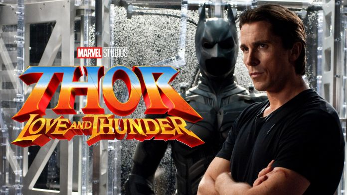 Image result for christian bale in thor love and thunder