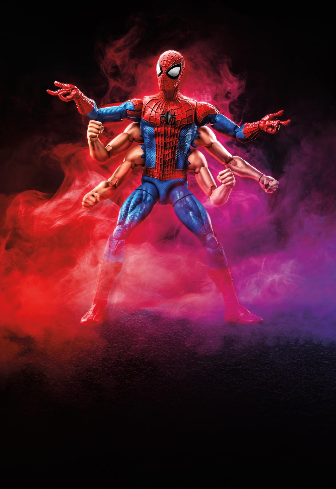 Squad Marvel Figures Action Hero Super