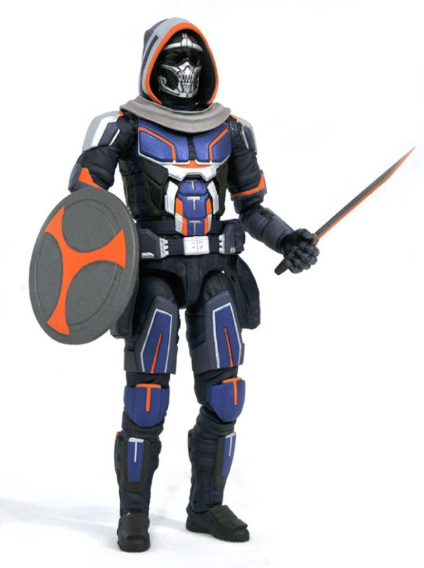 Marvel Select Taskmaster Movie Figure with Sword and Shield