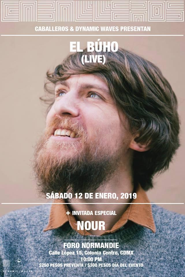 El Búho Live
