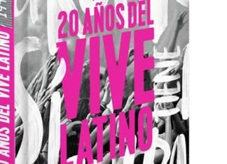El Vive Latino va a lanzar un libro por su aniversario.