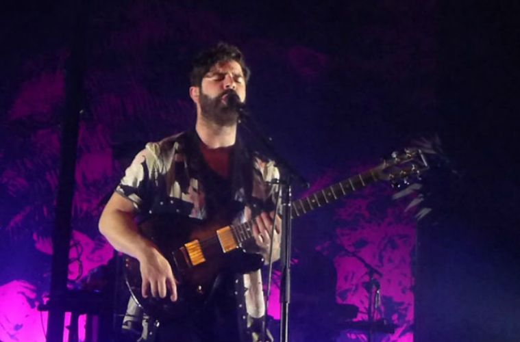 Foals In Degrees nuevo video 'Everything Not Saved Will Be Lost: Part 1'