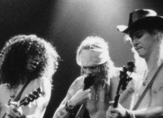 Guns N Roses Concierto tijuana guadalajara boletos