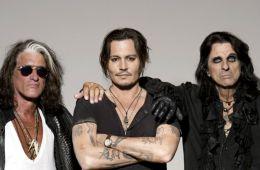 Hollywood Vampires nuevo disco rise 21 junio
