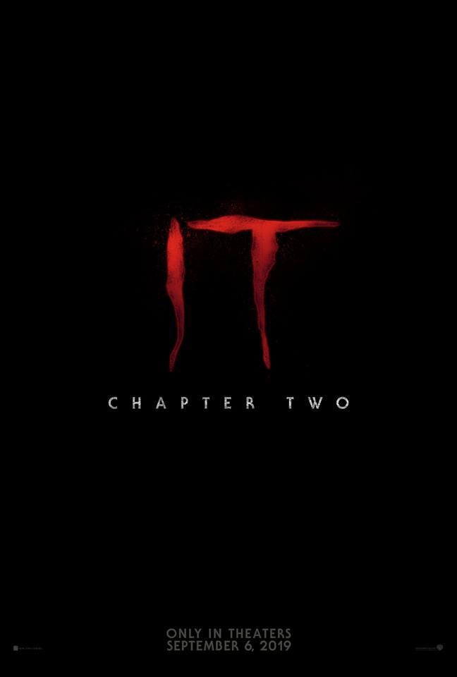 IT part II se va a estrenar el próximo 6 de septiembre para cerrar la historia de Stephen King.