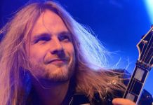 Richie Faulkner KK Downing Judas Priest pelea