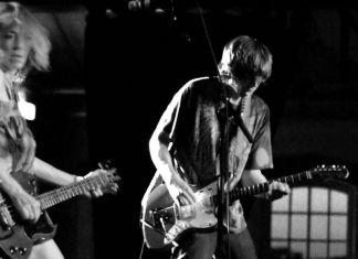Sonic Youth nuevo album en vivo 7 junio attery Park, NYC: July 4, 2008