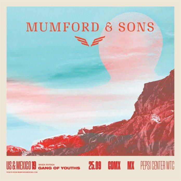 Mumford And Sons en Ciudad de México
