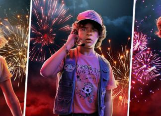 Stranger Things soundtrack 4 julio tecera temporada estreno