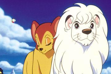 Kimba El Rey León serie japonesa Disney pelicula