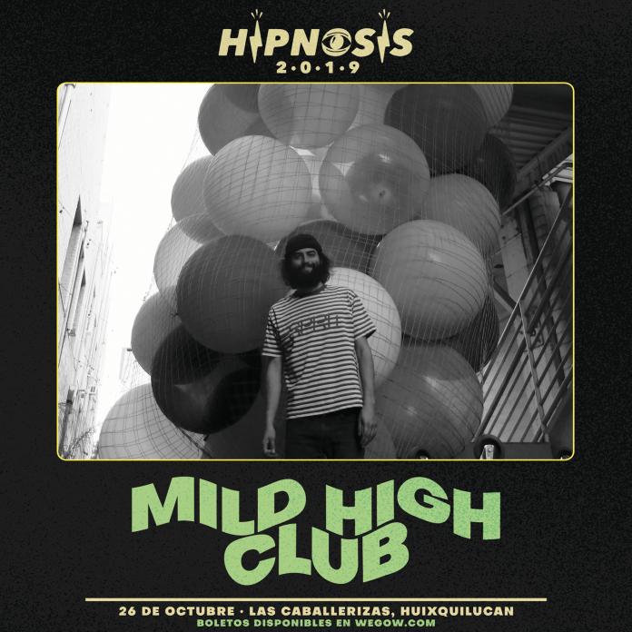 Mild High Club en Hipnosis 2019 cartel boletos