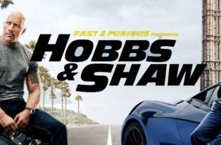 Rápidos y Furiosos: Hobbs & Shaw TRAILER FINAL cine pelicula estreno 2 agosto