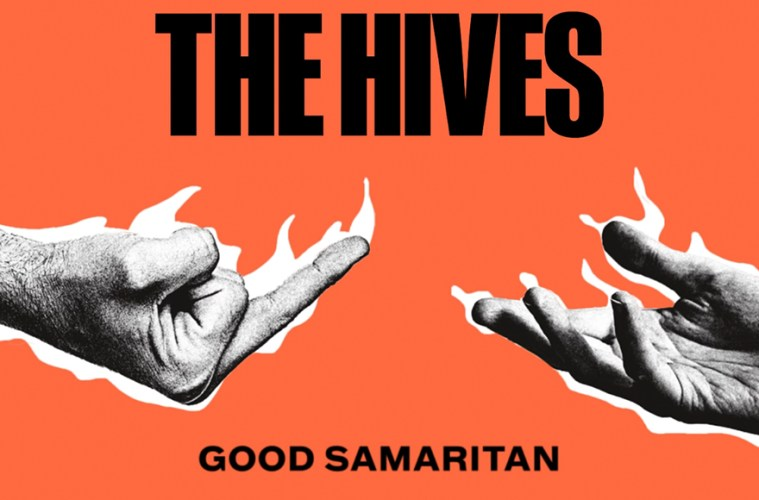 The Hives - Good Samaritan (Audio)