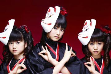babymetal PA PA YA!! nuevo track sencillo cancion en vivo play escucha japón