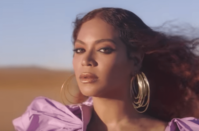 beyonce nuevo video rey leon lion king 2019