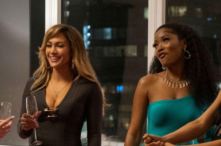hustlers trailer pelicula cinta estreno cine Jennifer Lopez Cardi B