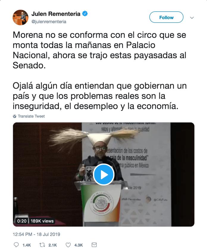 ruben-albarran-senadores-chingada-twitter