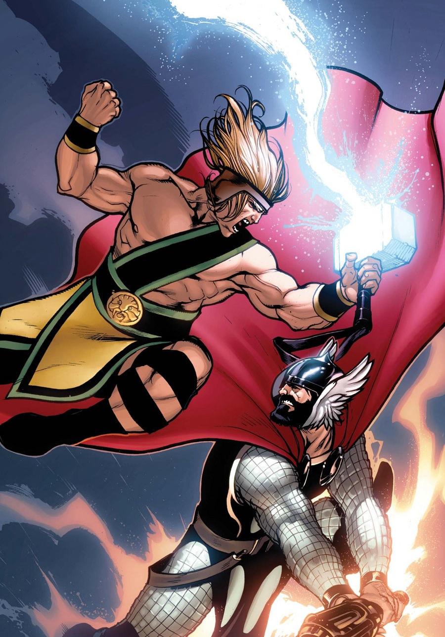 Thor Hércules MCU cine Marvel película