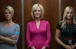 Bombshell nueva película Charliza Theron Margot Robbie Nicole Kidman teaser play mira